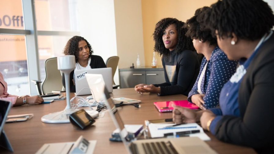 Is there a glass ceiling for women in tech?