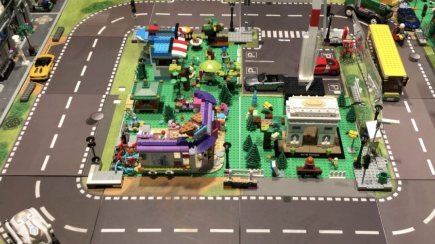 How Oracle Uses Lego, IoT, and Microservices to Build a Programmable Smart City