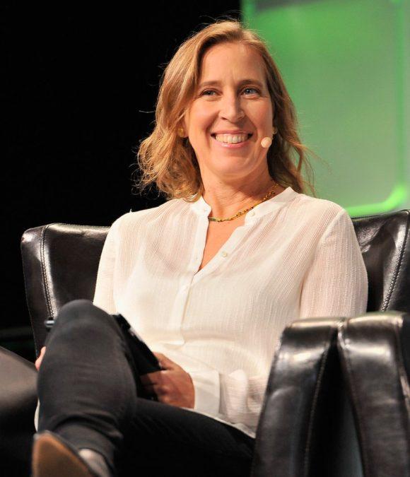 Women in Tech: Susan Wojcicki