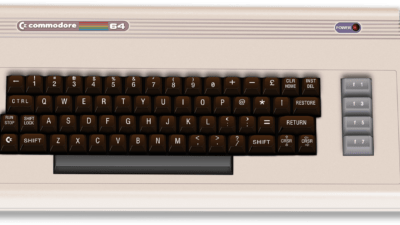 An ode to the Commodore 64 - Claudia Russo