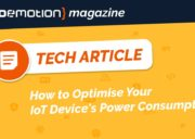 How to Optimise Your IoT Device's Power Consumption